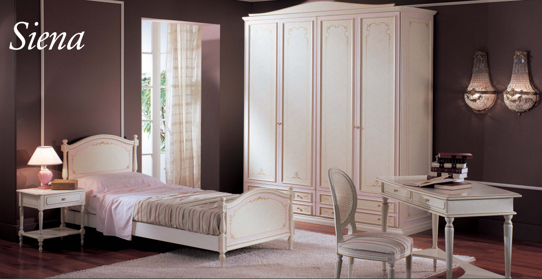 Girls Bedroom Pellegatta Siena Bedroom design, Kids