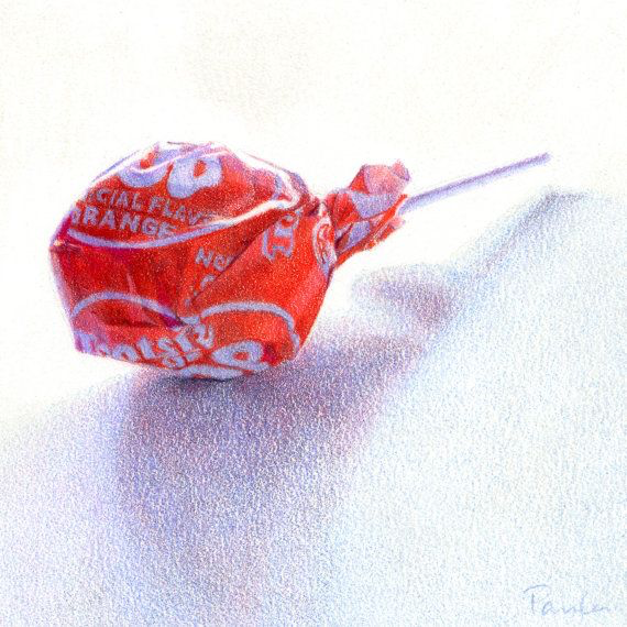 Colored Pencil Candy Still Life Candy Drawing Color Pencil Art
