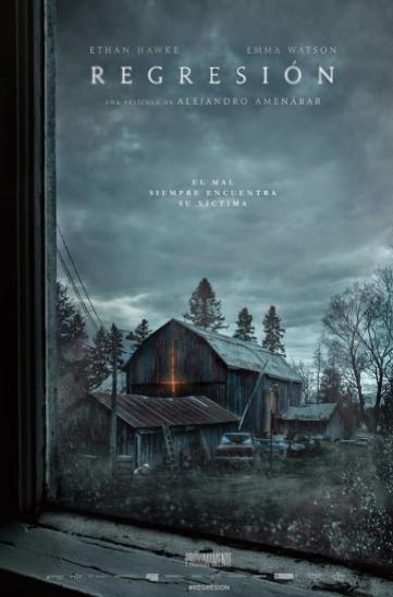 Regression - movie poster