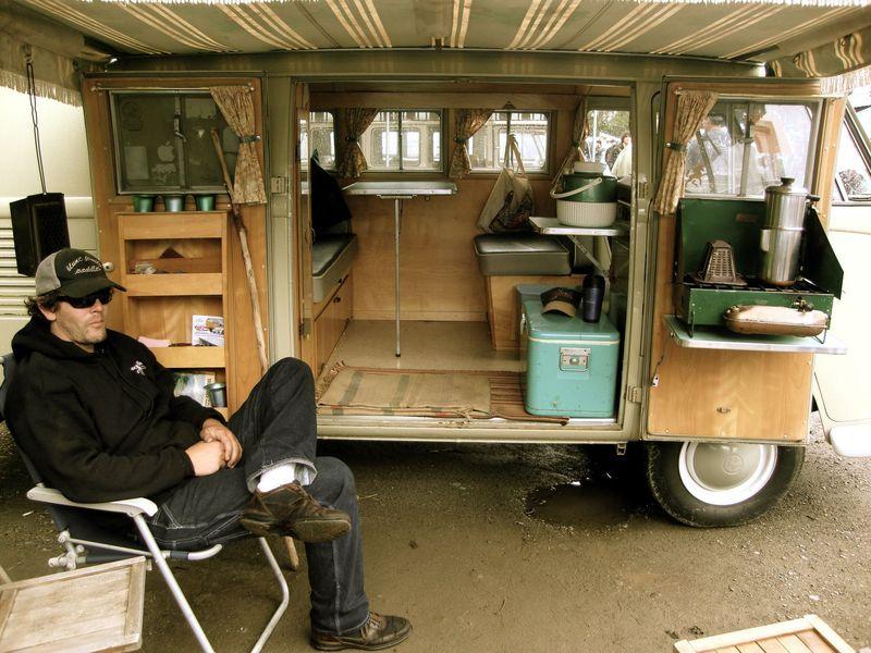 Vintage volkswagen weekend for Mobili westfalia
