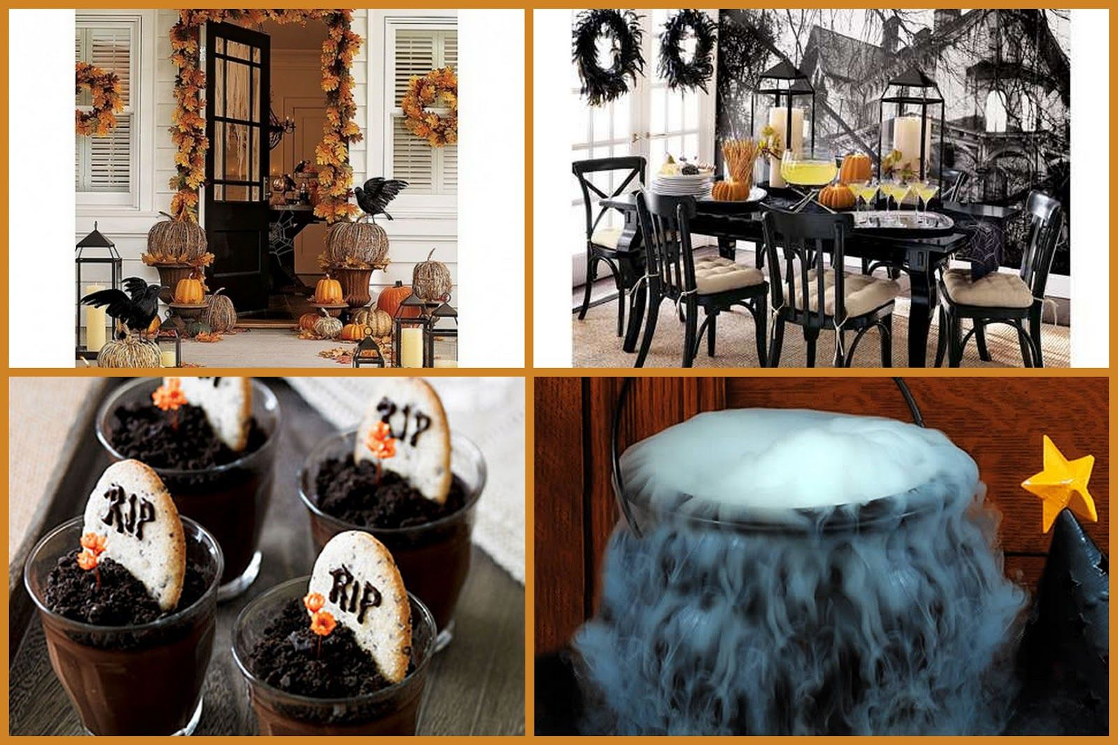 halloween decorating ideas | Decorating Ideas Exciting Halloween Decorations For Homes  Stunning . & halloween decorating ideas | Decorating Ideas Exciting Halloween ...