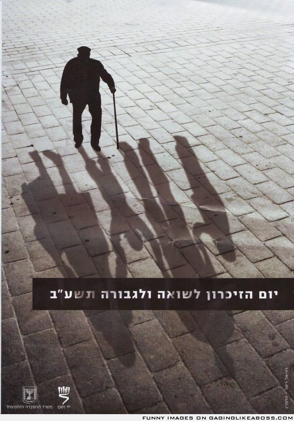 National Holocaust Memorial Museum's poster.