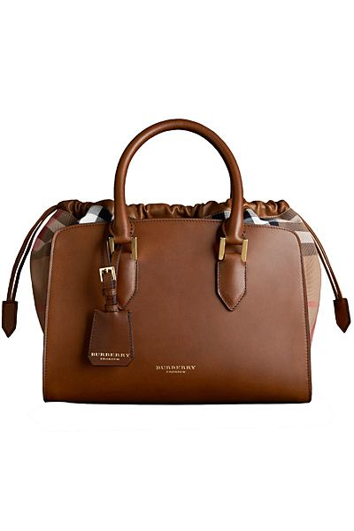 8603094b01 Burberry - Women's Accessories - 2013 Fall-Winter Burberry Handbags,  Leather Handbags, Burberry