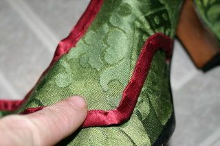 How to make your own 18th century shoes