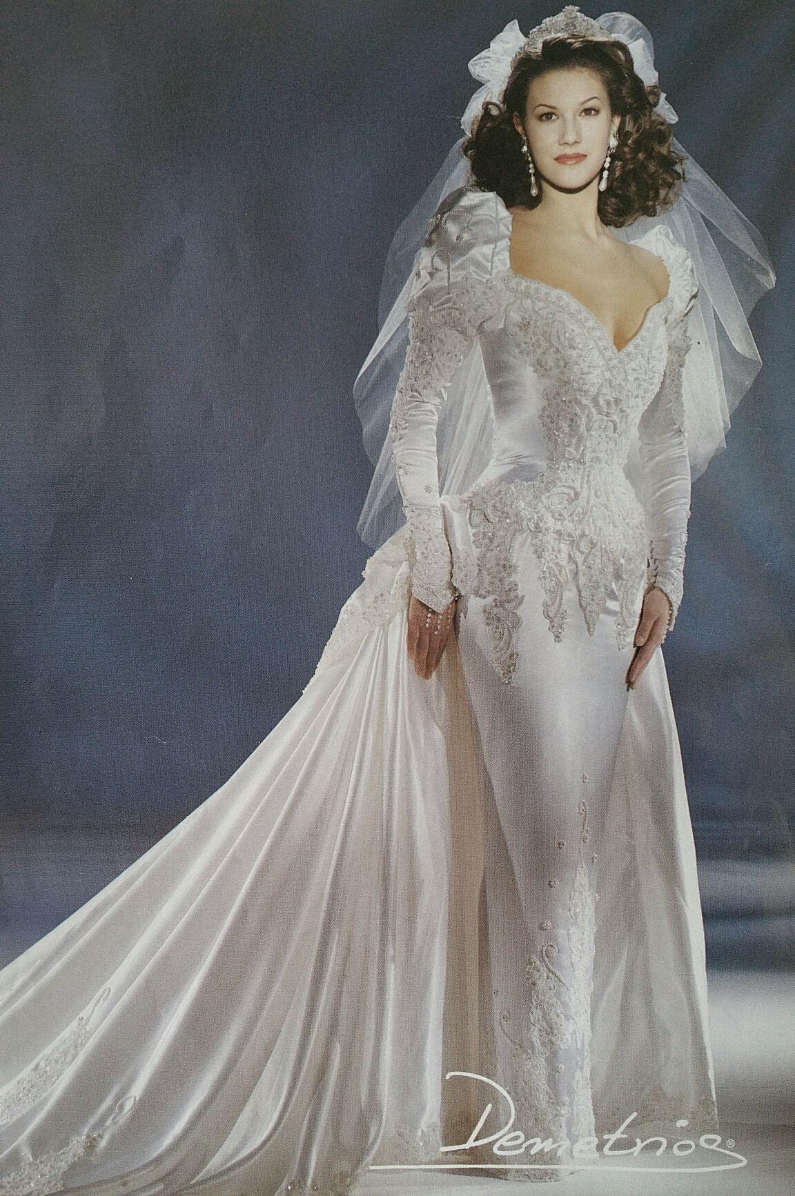 Demetrios wedding dresses pinterest wedding dress