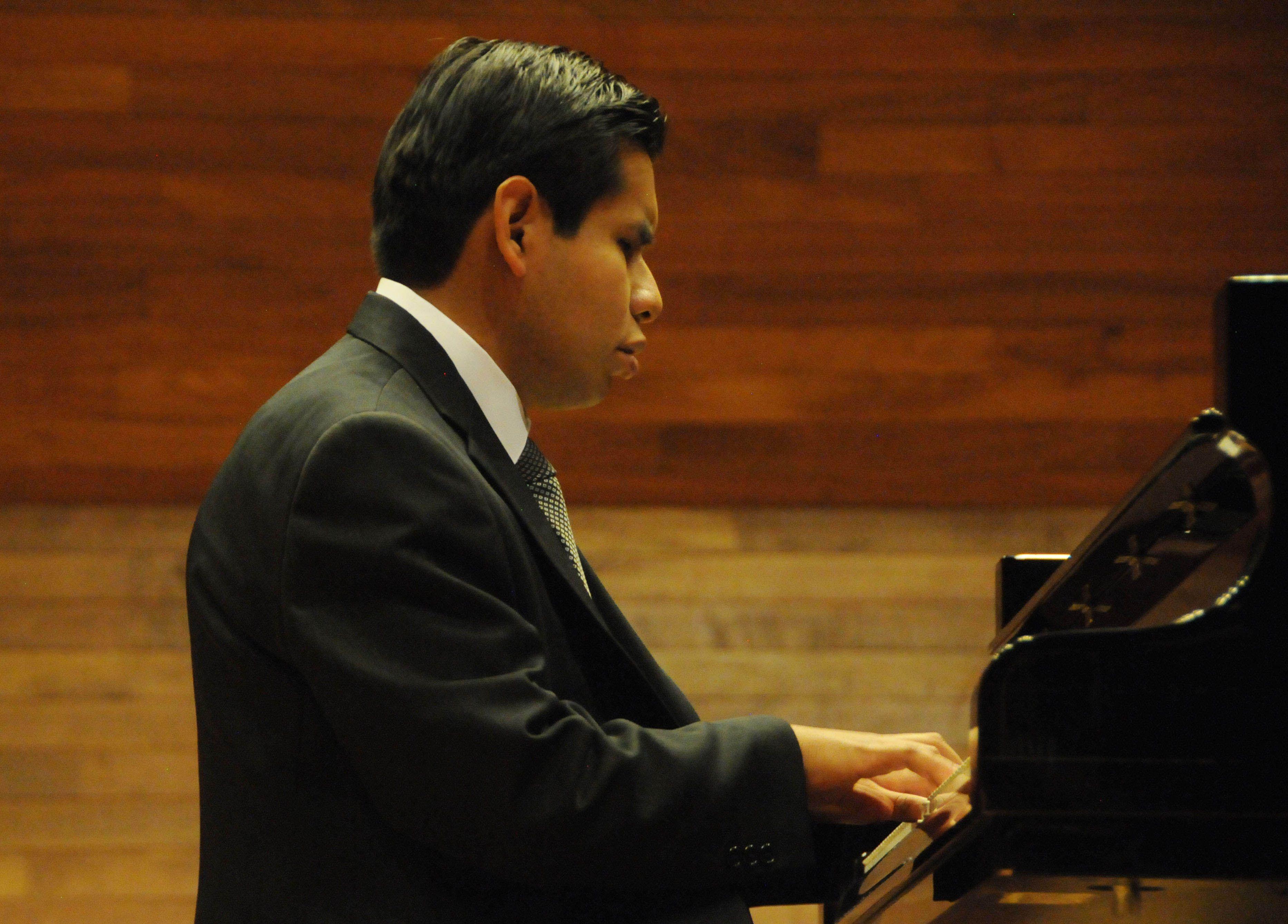 OFRECE LA UNAM FORMACIÓN Y EDUCACIÓN MUSICAL A PERSONAS CON DISCAPACIDAD