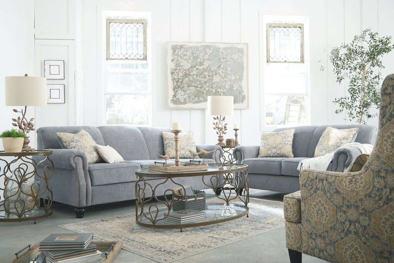 Wondrous Aramore Sofa Ashley Furniture Homestore Kitchens With Beutiful Home Inspiration Cosmmahrainfo