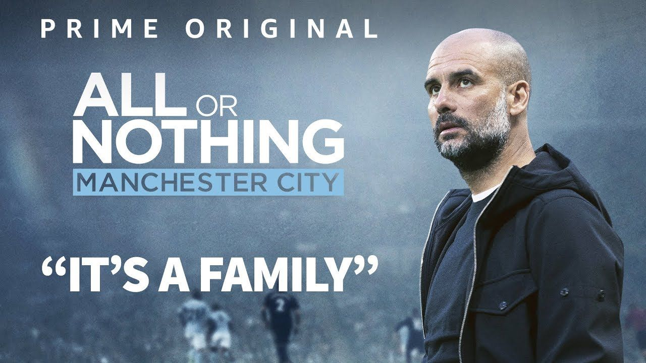 All Or Nothing Manchester City Deutsch