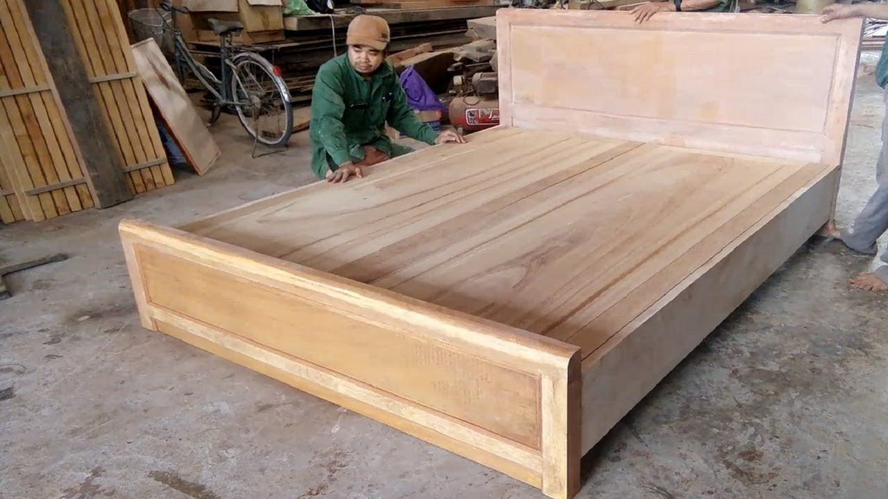 Amazing Smart Techniques Carpenter Woodworking - Making And Assemble ...