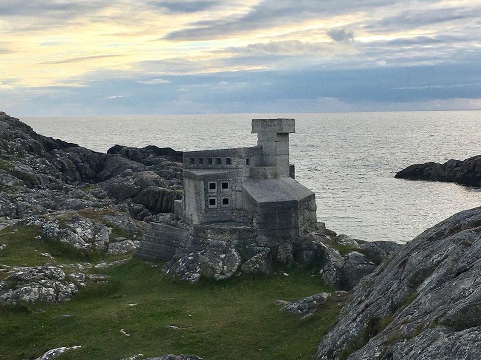 Hermit's Castle by Greg Manson