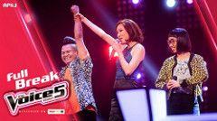 The Voice Thailand 5 - Battle Round - 27 Nov 2016 - Part 1 http://www.youtube.com/watch?v=1YIDQ1OeoZ4