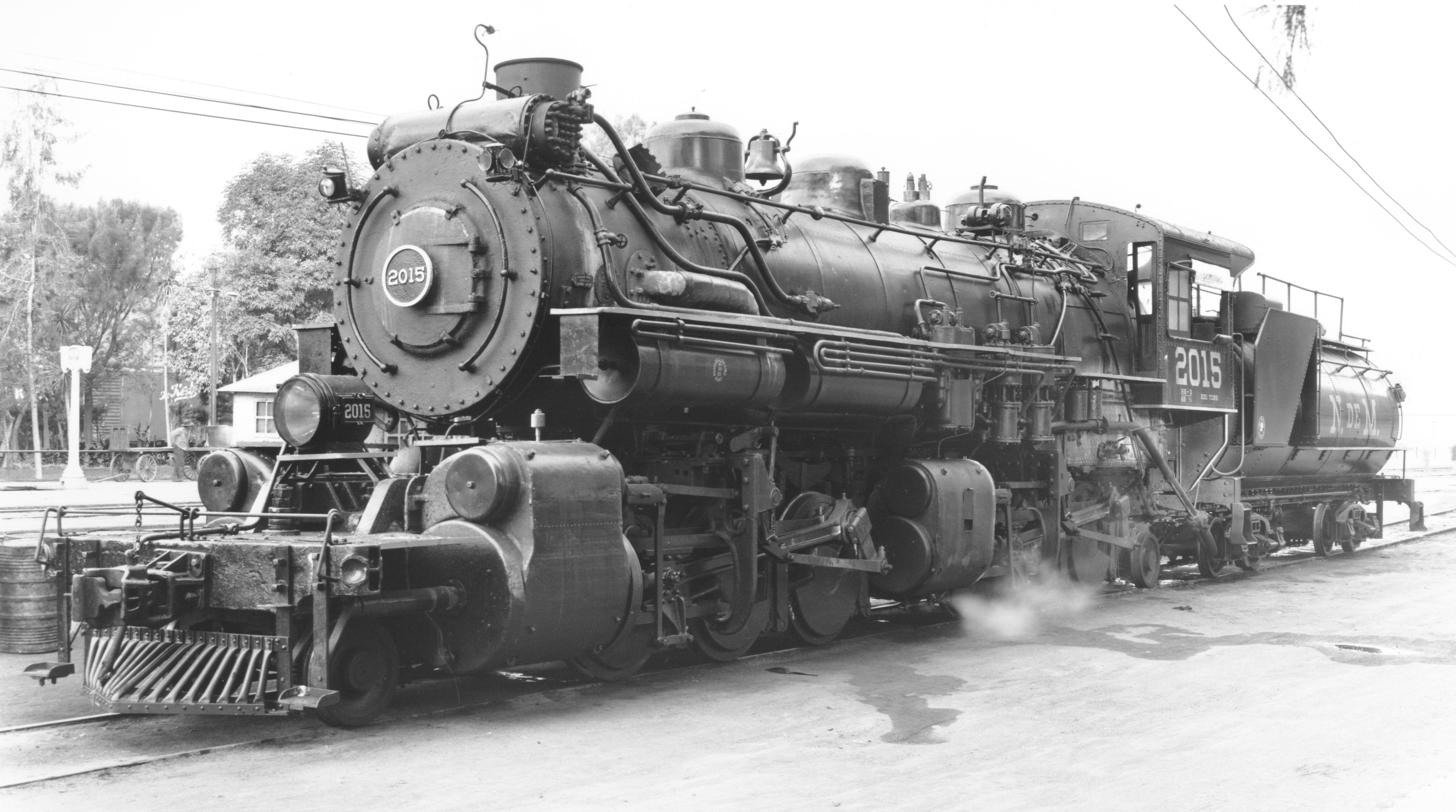 Ndem 2015 2 6 6 2 Steam Locomotive Locomotive Steam Trains