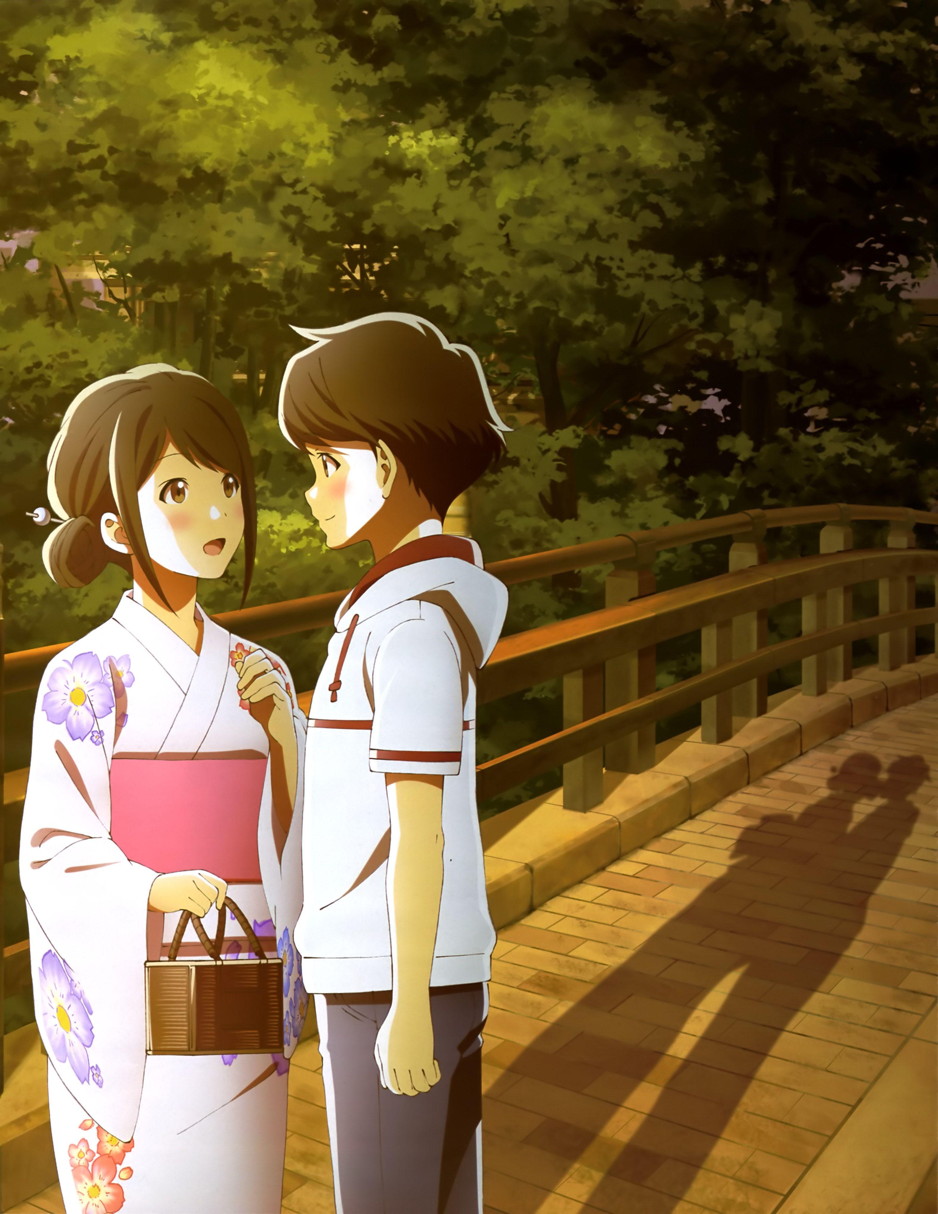 Tsuki ga Kirei (3153x4080 1,115 kB.) Anime kawaii, Anime