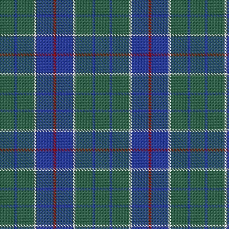 Tartan I designed in 1999 for the Norris family.  Hunting version.