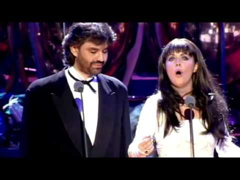 Sarah Brightman Andrea Bocelli Time To Say Goodbye Con Te