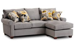 Pacific Beach Set At Sofa Mart Love This Because The Chaise Is Convertible It Elegant Living Room Furniture Yellow Living Room Grey And Yellow Living Room