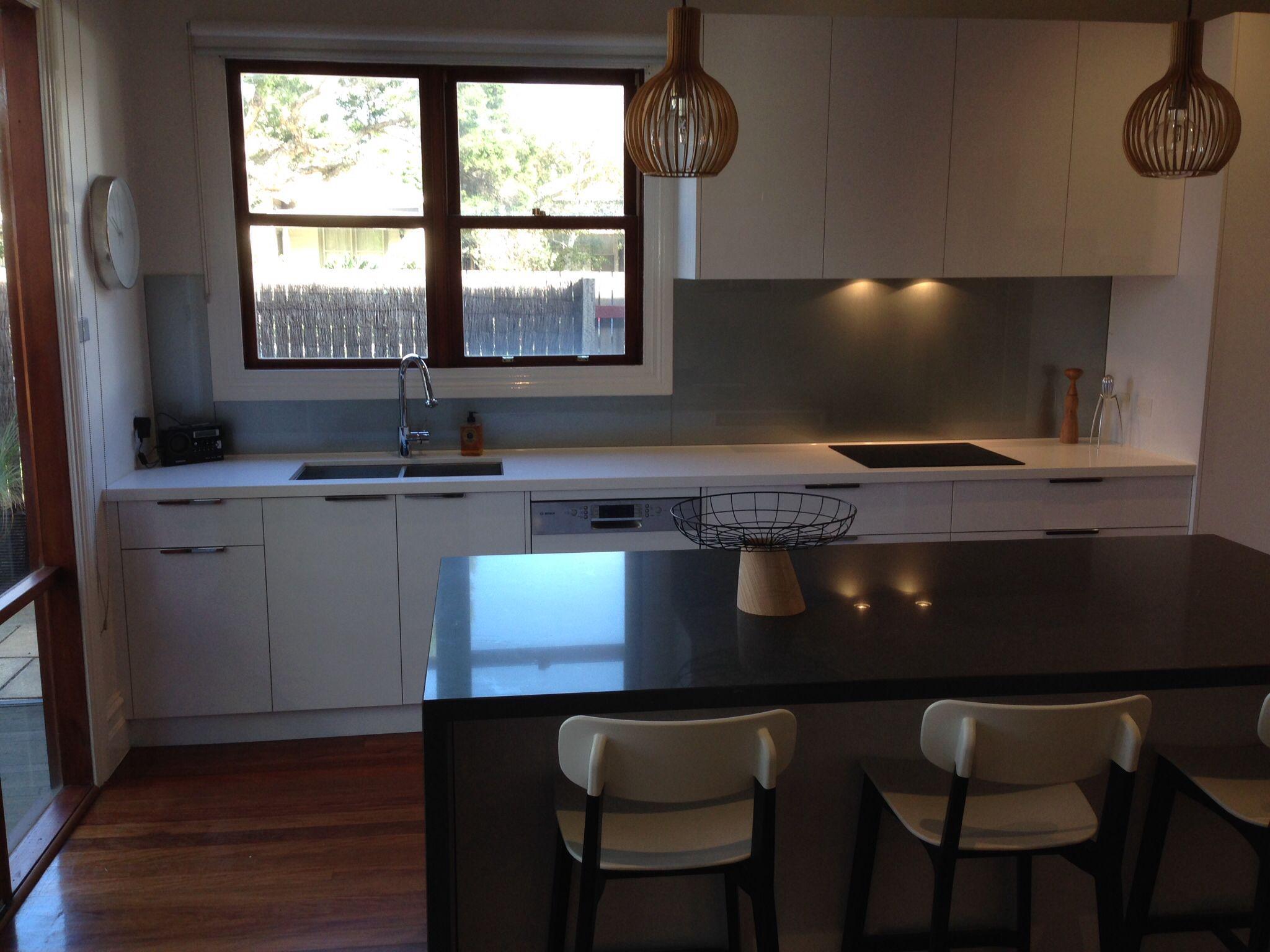 White kitchen   Home decor, Home