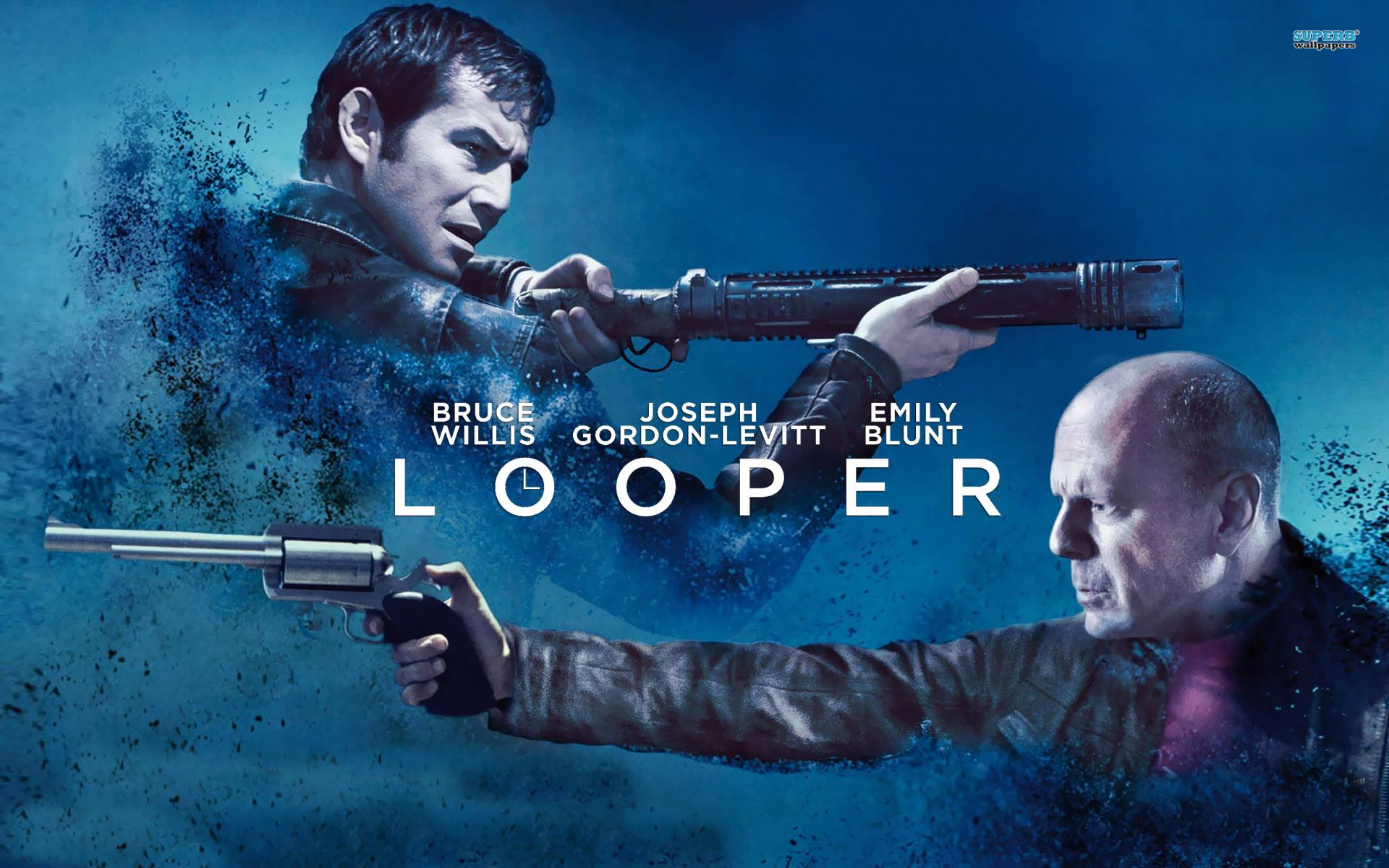 looper movie poster - Google Search