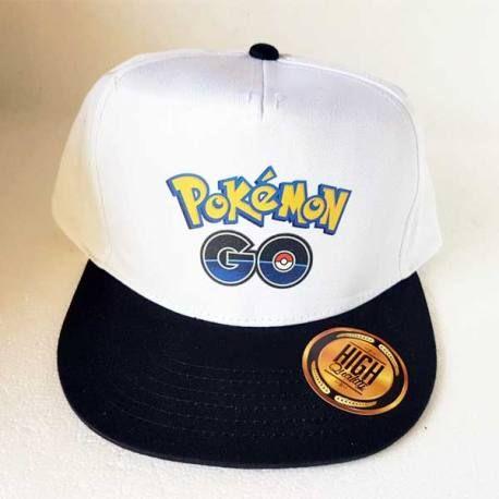 5014c954abb42 Gorra Pokemon Go Logo