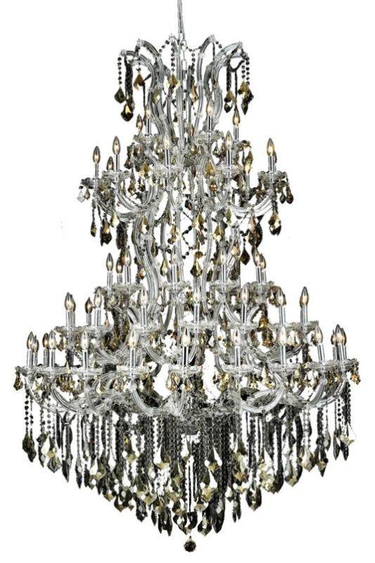 Elegant Lighting 2800g54c Gt Chandelier Chandelier Ceiling Lights