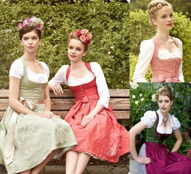 trachten dirndl frisuren mit blumenschmuck hair and makeup pinterest makeup. Black Bedroom Furniture Sets. Home Design Ideas