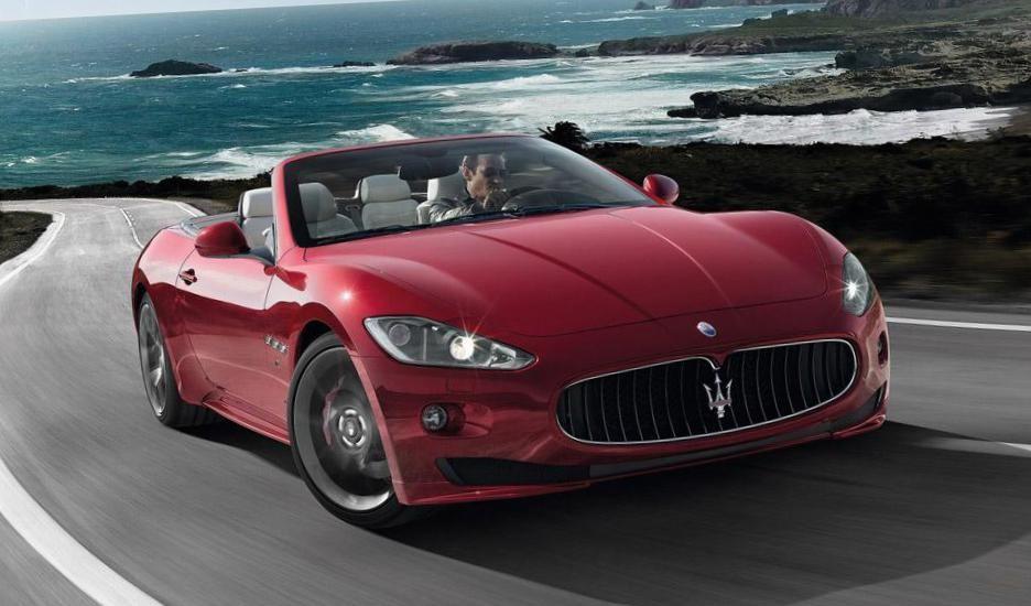 Maserati GranTurismo Sport specs