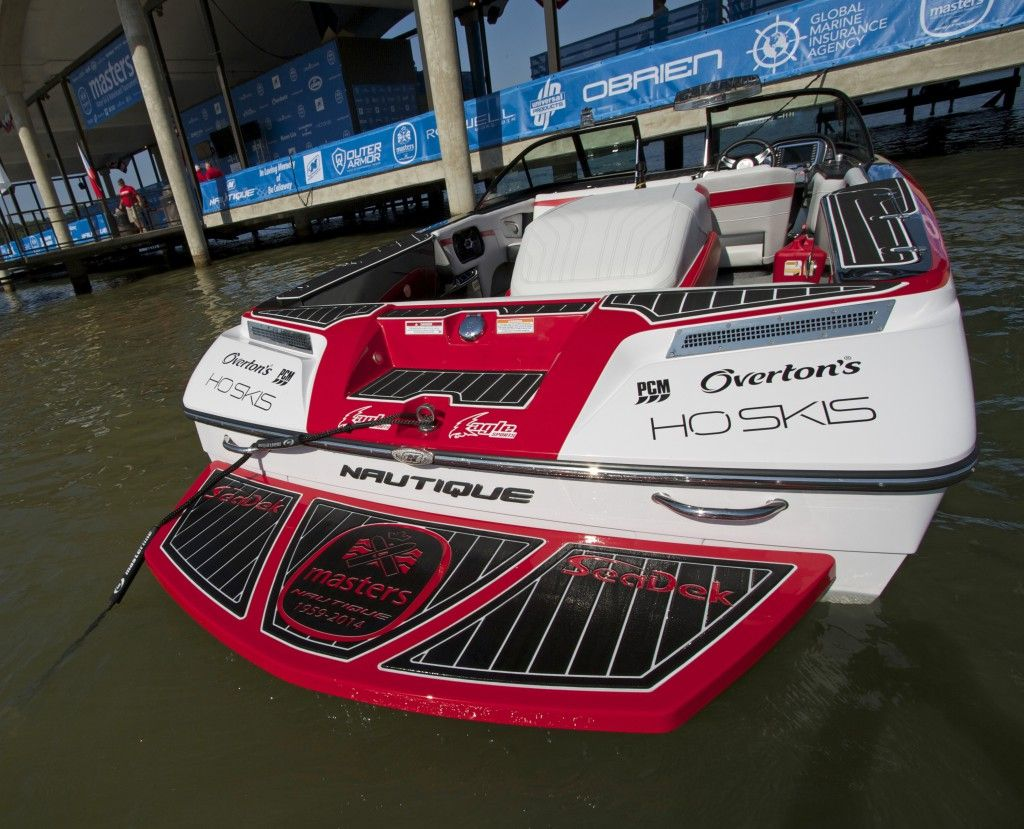 Once Again Seadek Marine Products Was An Event Sponsor And Official Non Skid Product Of The 55th Nautique Masters Http Www Masterswa Tow Boat Ski Boats Boat
