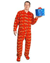 cbca56c0f Adult   Teen Footed Pajamas for Men   Women