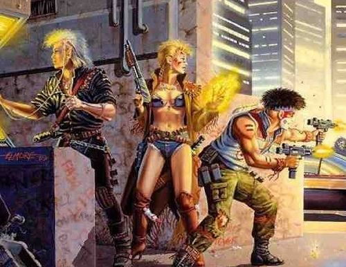 Shadowrun 2nd Edition Cover   Gamerscore Blog   Flickr