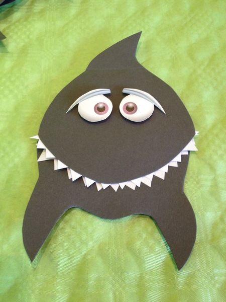 Einladungskarten Kindergeburtstag Hai