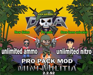Mini Militia Mod Apk 4036 Download Latest Version Sahad Ikrs