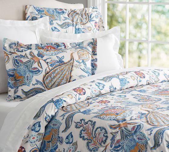 Merion Palampore Duvet Cover Amp Shams Bed Linen Design