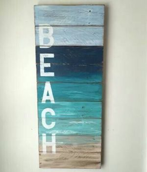 150 Cheap Easy Pallet Projects With Images Coastal Beach