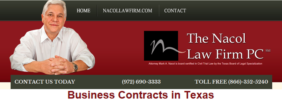 Business Contracts In Texas Http Www Nacollawfirmblog Com Business Transactions Contracts In Texas Divorce Texas Law Parental Alienation