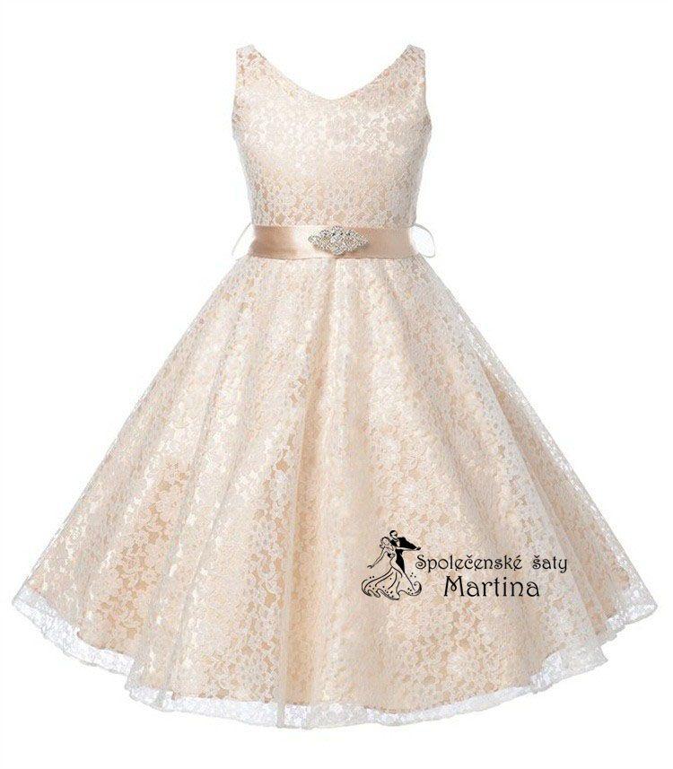 223d07b15247 Společenské šaty pro družičku Společenské šaty pro družičku