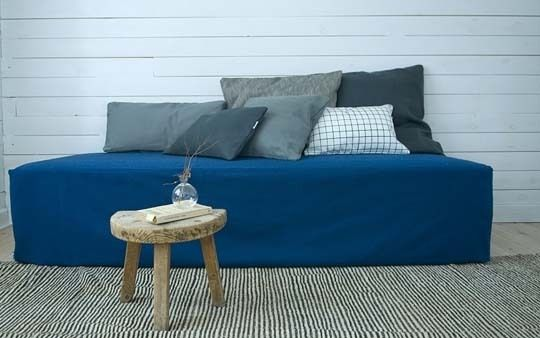 Turn A Bed Into Daybed Instantly With Bemz Covers Apartment Therapy