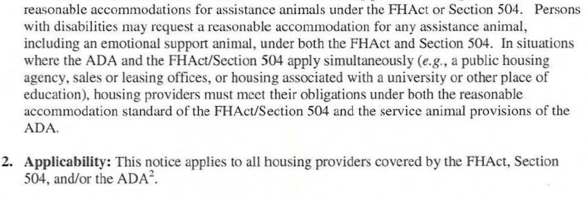 2 Ironclad Emotional Support Animal Laws {Must Read