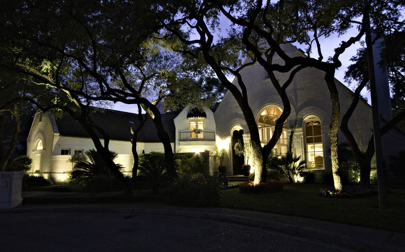 outdoor lighting perspective. Fort Myers Post-Holiday Lighting Blues | Outdoor Perspectives Of Naples Perspective D