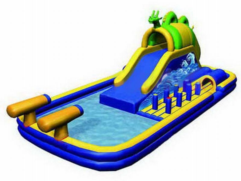 Cheap Monster Inflatable Water Park For Sale,Buy ...