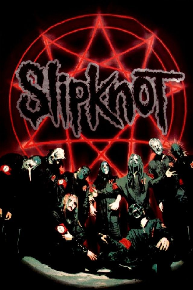 Slipknot Phone Wallpaper in 2020 Phone wallpaper, Band