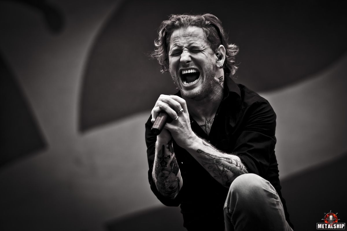 Corey Taylor Of Stone Sour And Slipknot | Corey Taylor ...