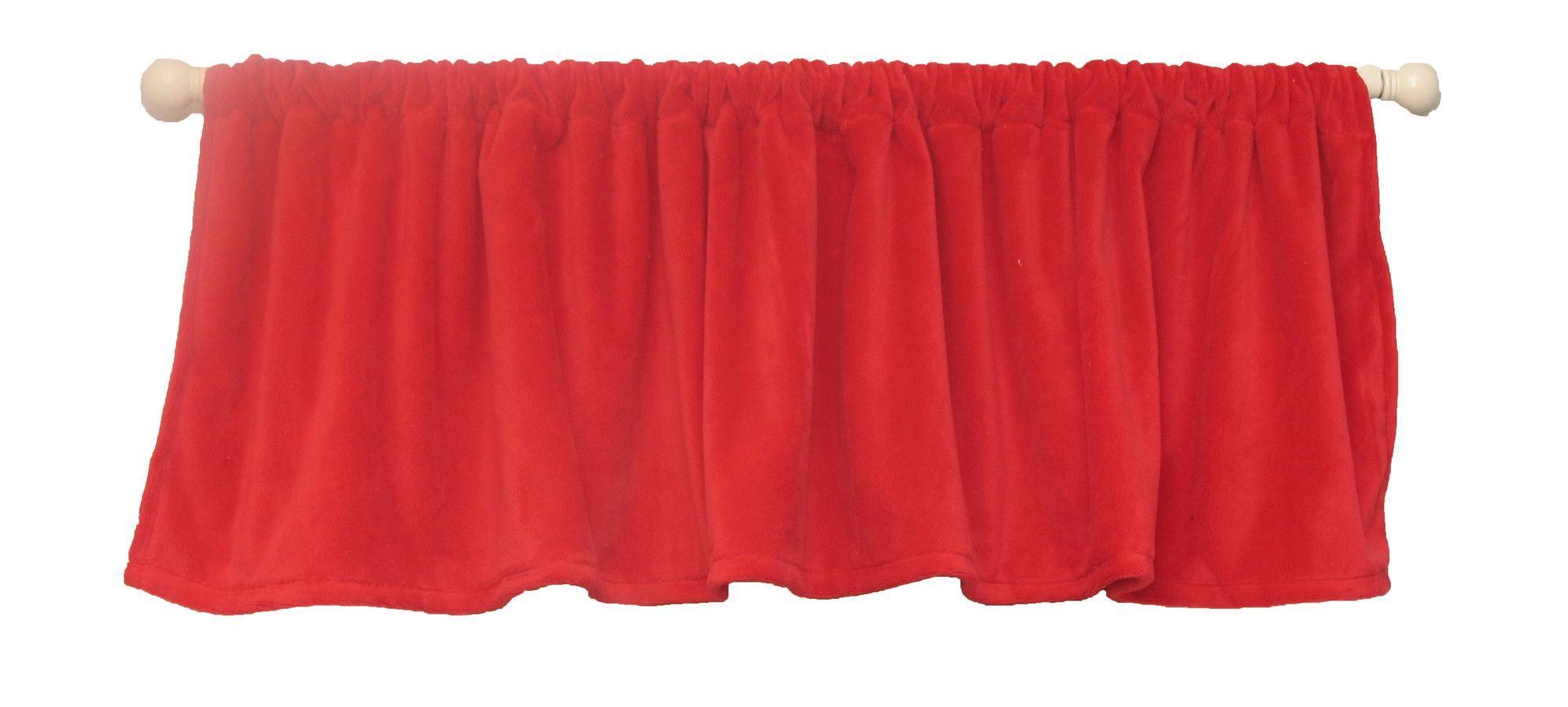 "Giddy Up 54"" Curtain Valance"