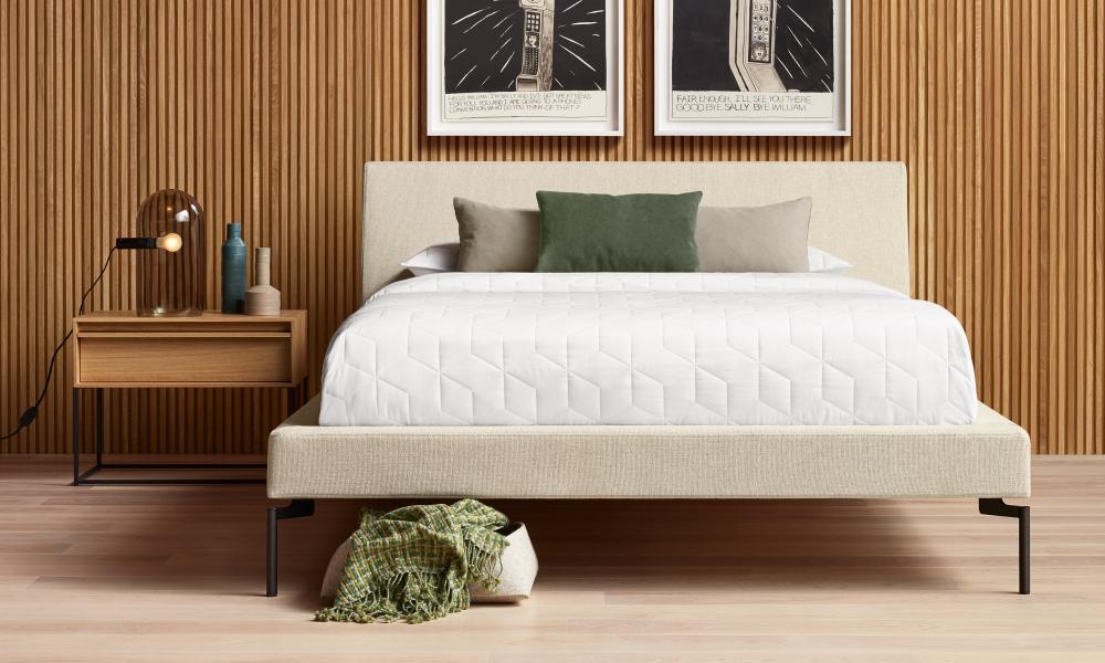 New Standard King Bed Bed Frame Upholstered Bed Frame Furniture