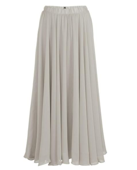 Falda plato o circular larga como hacer tela costura moda Plato rapido y facil de preparar