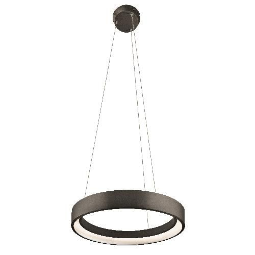 LED pendant 83453 Collection : FORNELLO By : ELAN LIGHTING Couleur : BLACK Order in store Order online In stock $519.00 Height6.00 inches  Width17.75 inches  Total height 54.00 inches