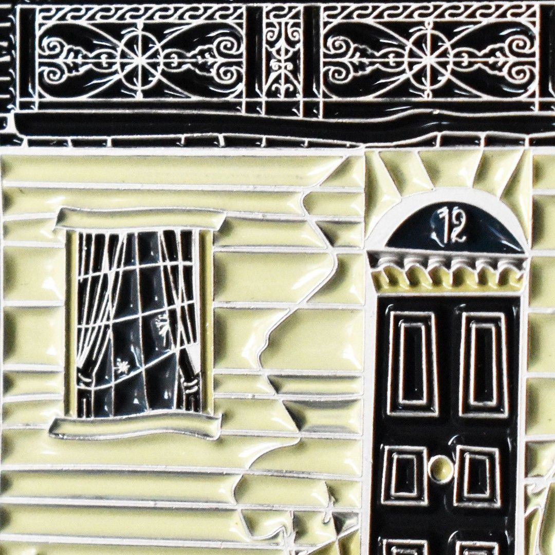 12 Grimmauld Place returns tomorrow in a new bright metal