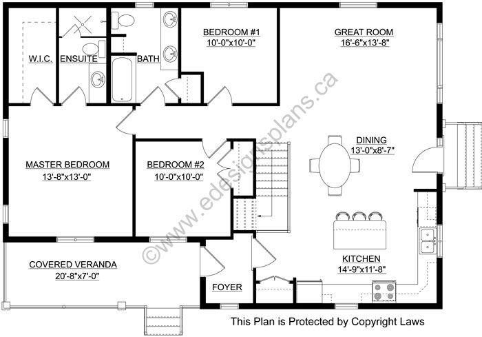 bungalow house plan 2017140 edesignsplans ca bungalow