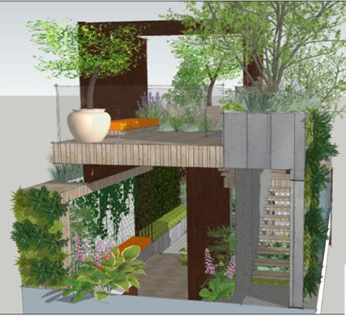 City Living at the 2017 RHS Chelsea Flower Show – Reckless Gardener Magazine