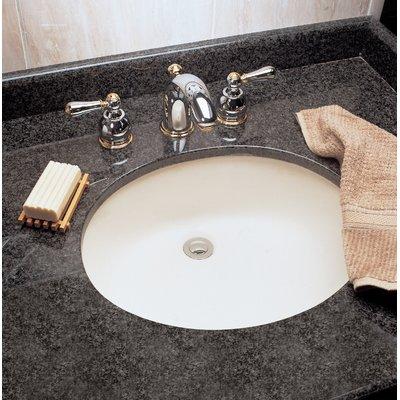 American Standard Ovalyn Ceramic Oval Undermount Bathroom Sink