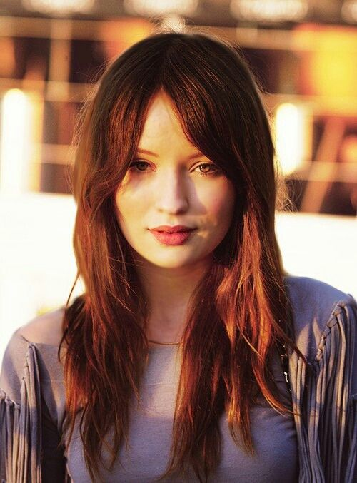 Emily Browning❤